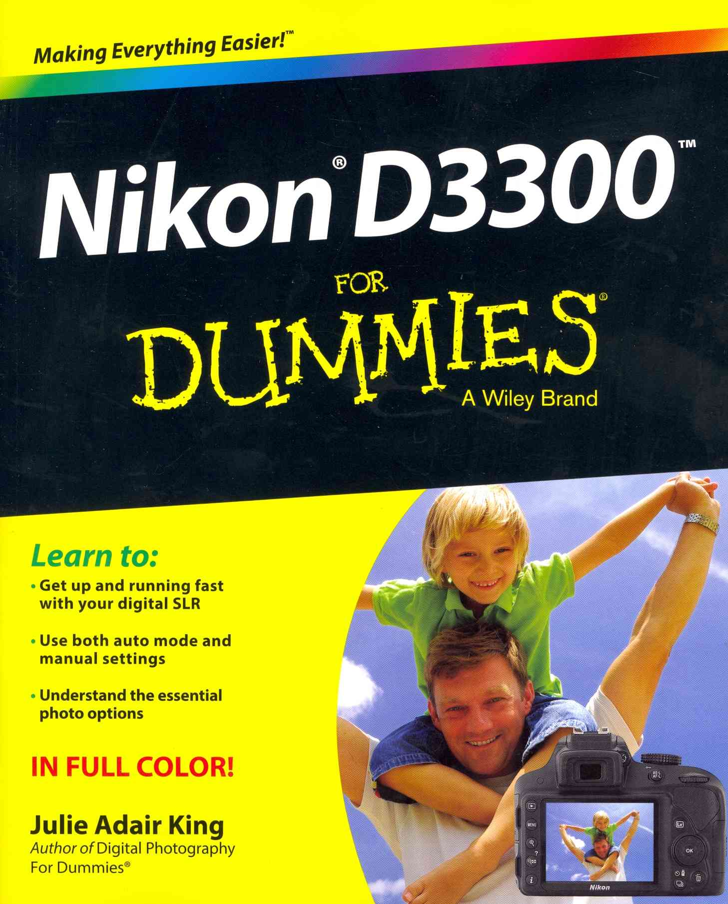 Camera N1 for Dummies By King, Julie Adair